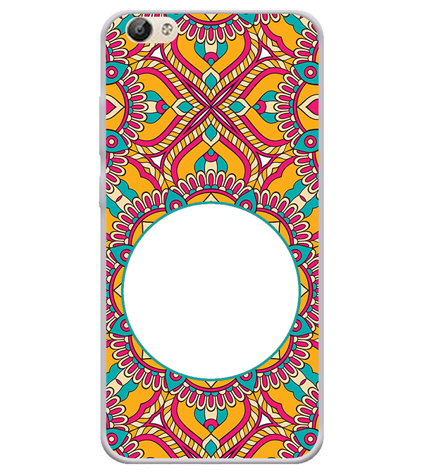 Cool Patterns Photo Back Cover for Vivo Y66