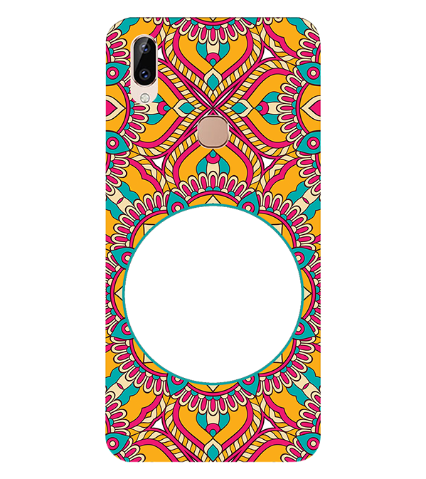 Cool Patterns Photo Back Cover for Vivo Y83 Pro