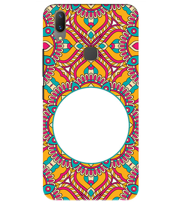 Cool Patterns Photo Back Cover for Vivo Y85