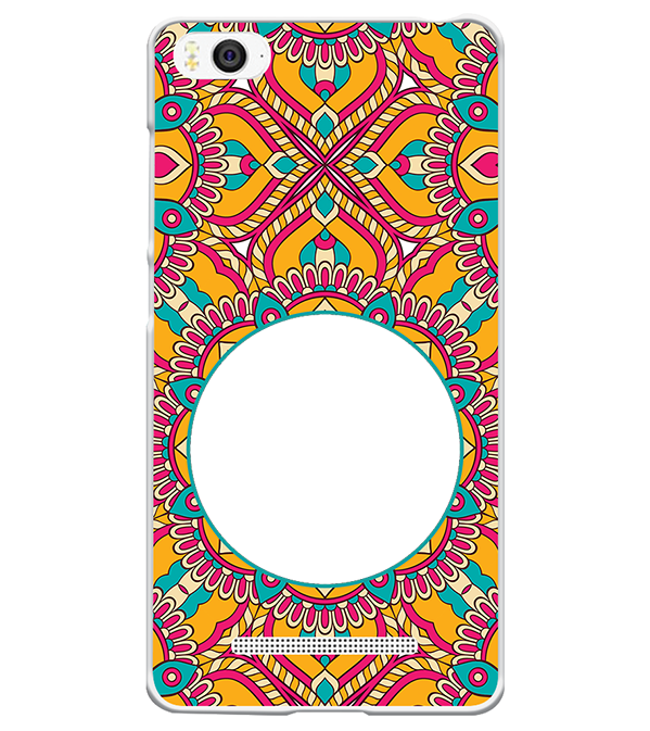 Cool Patterns Photo Back Cover for Xiaomi Mi 4i