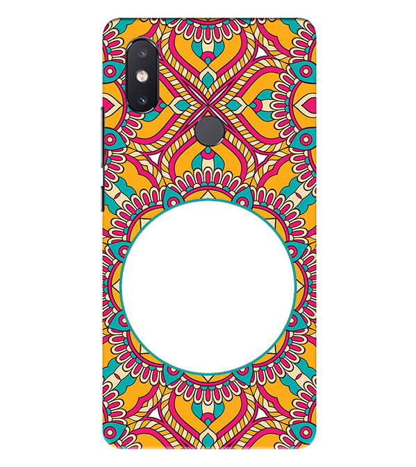 Cool Patterns Photo Back Cover for Xiaomi Mi 8