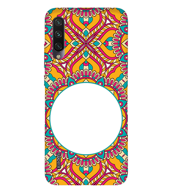Cool Patterns Photo Back Cover for Xiaomi Mi A3