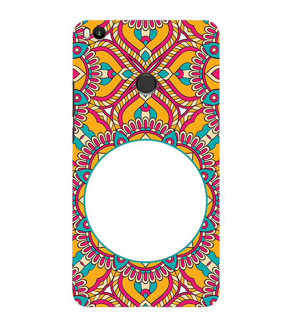 Cool Patterns Photo Back Cover for Xiaomi Mi Max 2