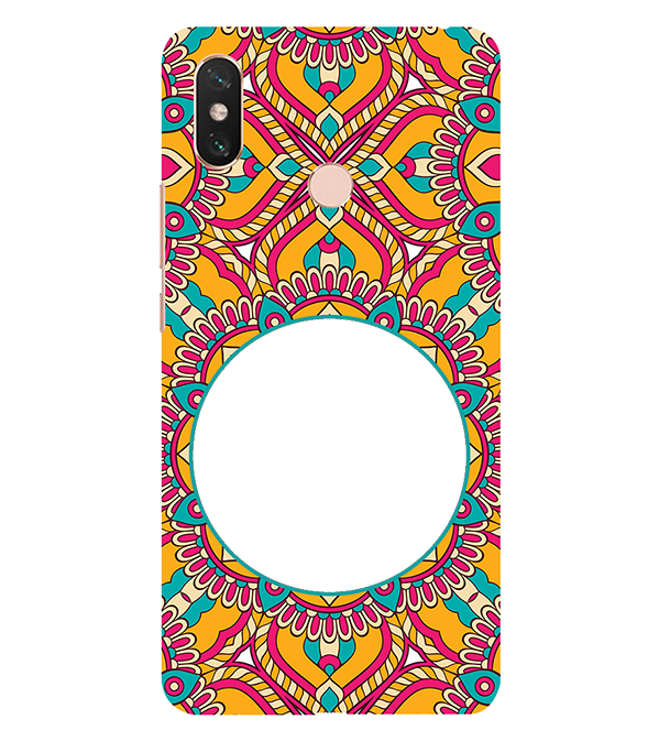 Cool Patterns Photo Back Cover for Xiaomi Mi Max 3