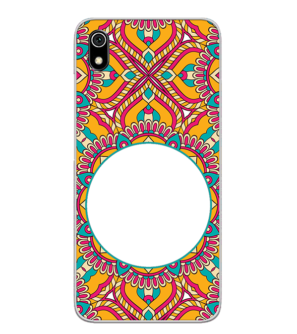 Cool Patterns Photo Back Cover for Xiaomi Redmi 7A