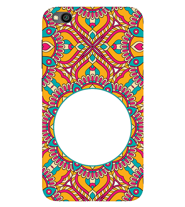 Cool Patterns Photo Back Cover for Xiaomi Redmi Go