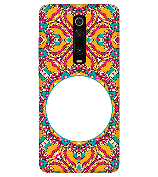 Cool Patterns Photo Back Cover for Xiaomi Redmi K20 and K20 Pro