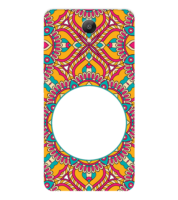 Cool Patterns Photo Back Cover for Xiaomi Redmi Note 2