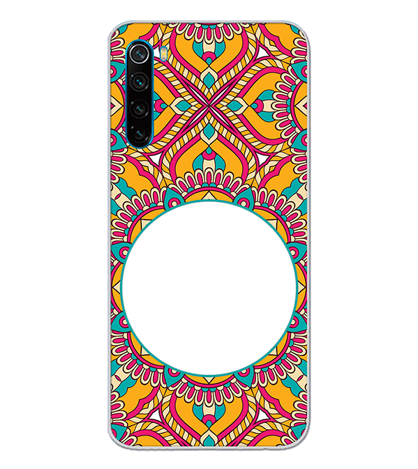 Cool Patterns Photo Back Cover for Xiaomi Redmi Note 8
