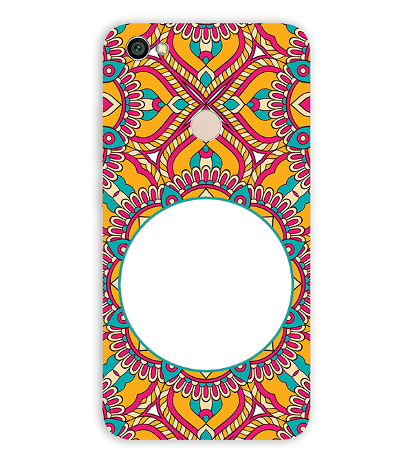 Cool Patterns Photo Back Cover for Xiaomi Redmi Y1