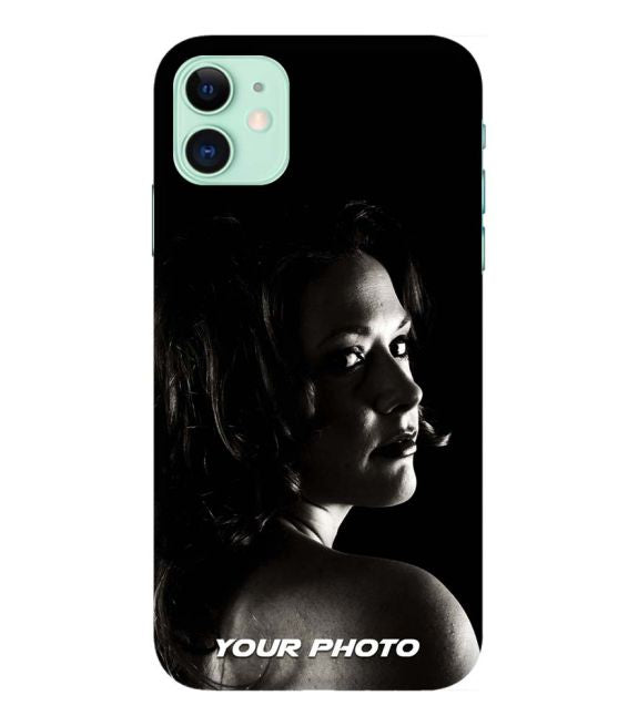 Your Photo Back Cover for Apple iPhone 11