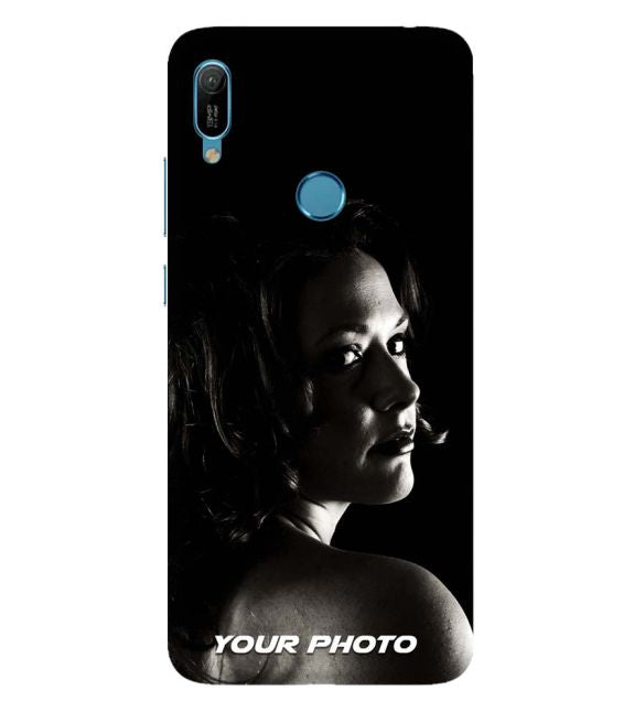 Your Photo Back Cover for Huawei Y6 Prime (2019)