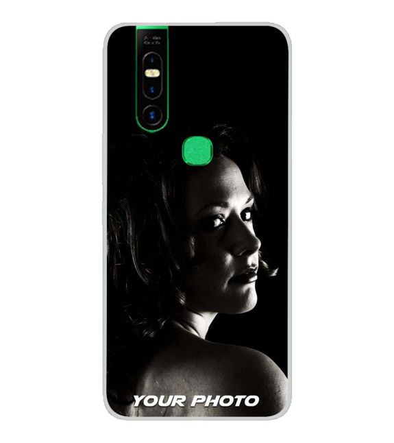 Your Photo Back Cover for Infinix S5 Pro