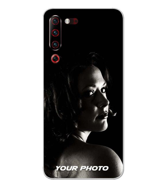 Your Photo Back Cover for Lenovo Z6 Pro