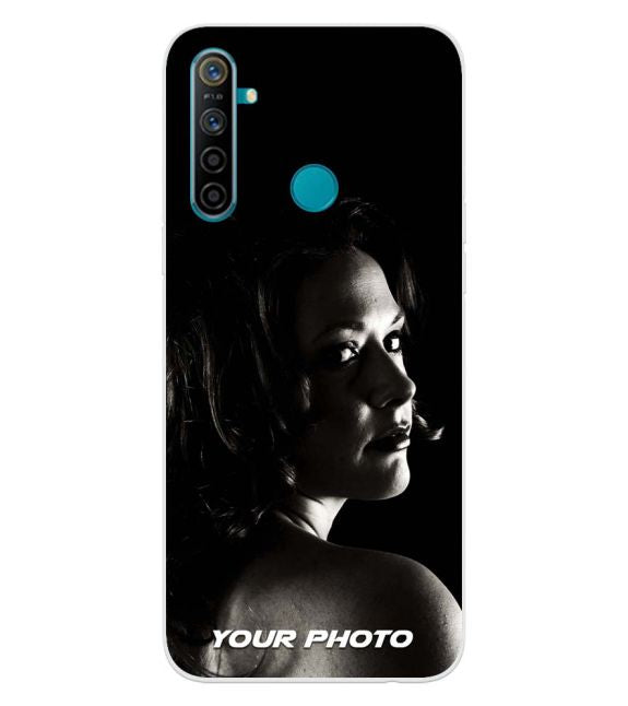 Your Photo Back Cover for Realme 5i