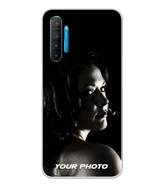 Your Photo Back Cover for Realme XT