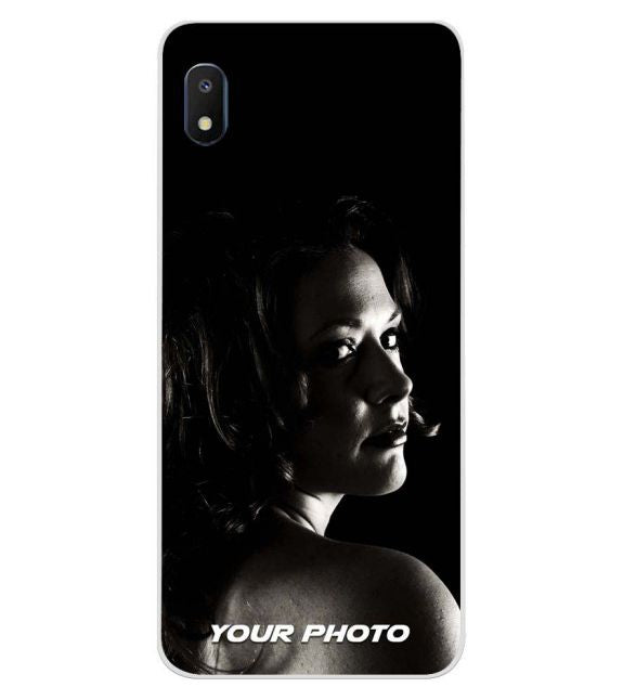 Your Photo Back Cover for Samsung Galaxy A10e