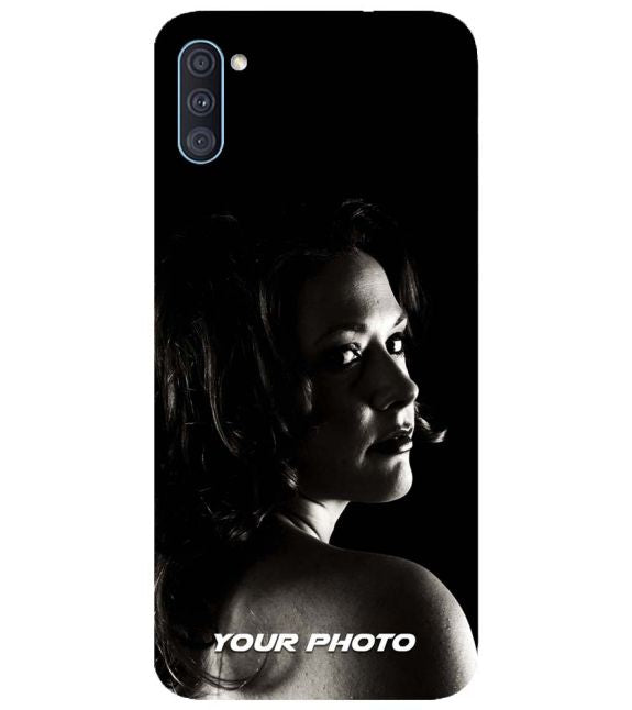 Your Photo Back Cover for Samsung Galaxy A11