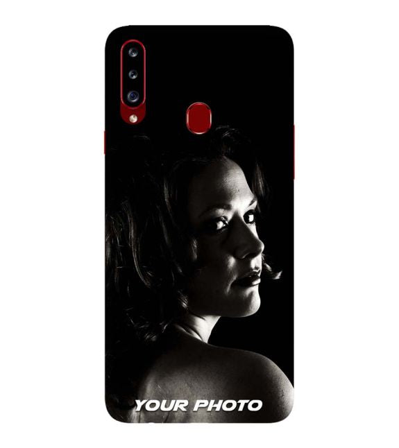Your Photo Back Cover for Samsung Galaxy A20s