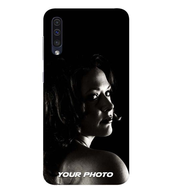 Your Photo Back Cover for Samsung Galaxy A50s
