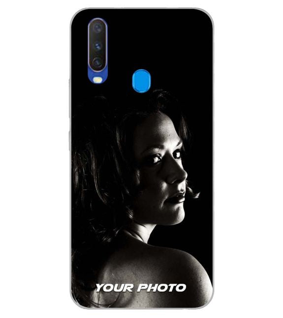 Your Photo Back Cover for Samsung Galaxy A60