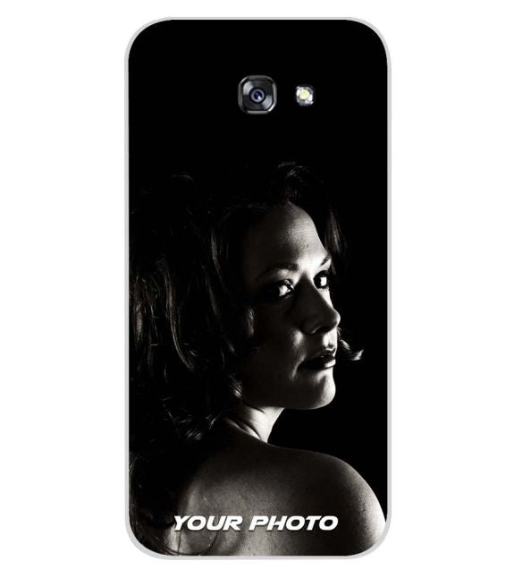Your Photo Back Cover for Samsung Galaxy A7 (2017)