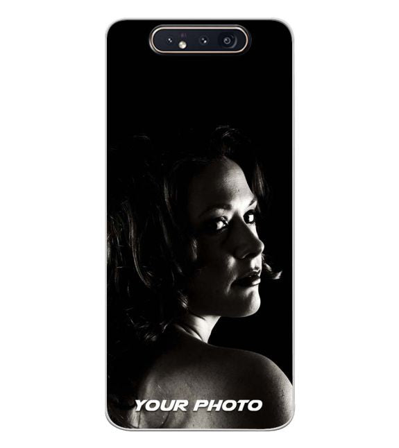 Your Photo Back Cover for Samsung Galaxy A80 and A90