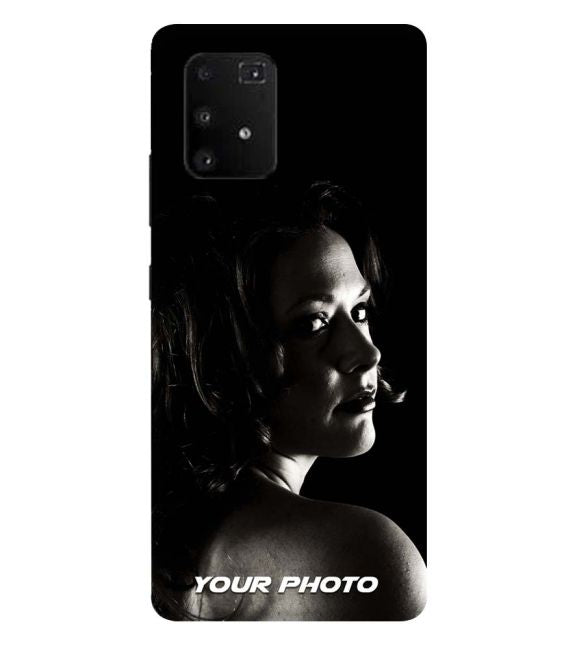 Your Photo Back Cover for Samsung Galaxy A91