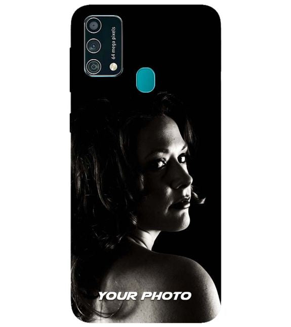 Your Photo Back Cover for Samsung Galaxy F41