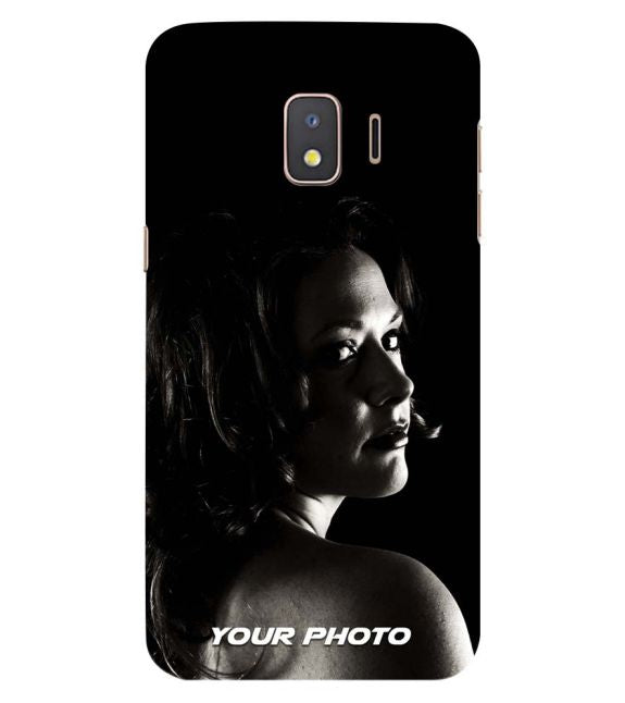 Your Photo Back Cover for Samsung Galaxy J2 Core (2020)