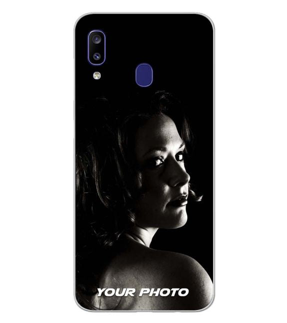 Your Photo Back Cover for Samsung Galaxy M10s