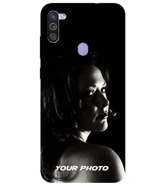 Your Photo Back Cover for Samsung Galaxy M11
