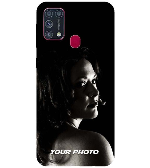 Your Photo Back Cover for Samsung Galaxy M31 Prime