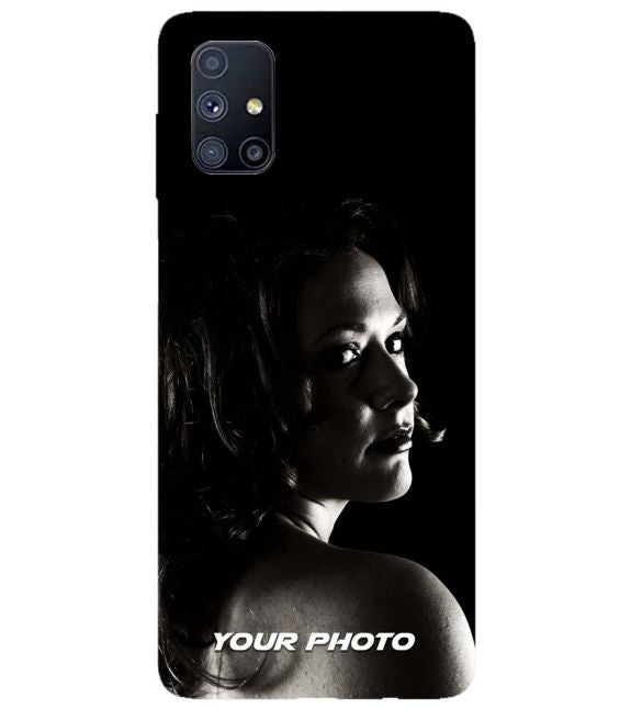 Your Photo Back Cover for Samsung Galaxy M51