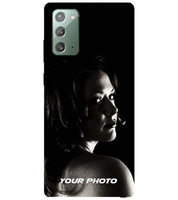 Your Photo Back Cover for Samsung Galaxy Note20