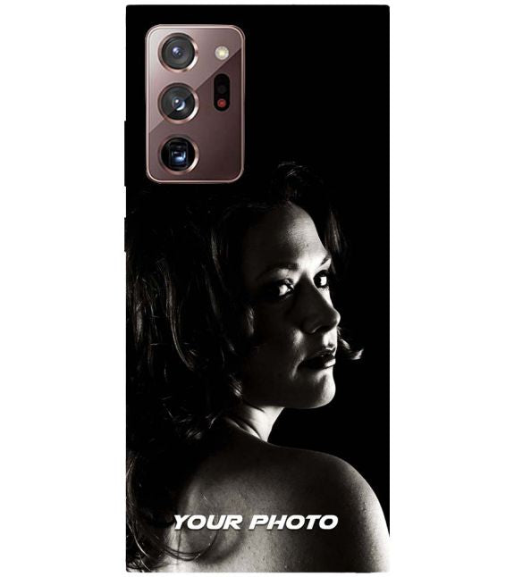 Your Photo Back Cover for Samsung Galaxy Note20 Ultra