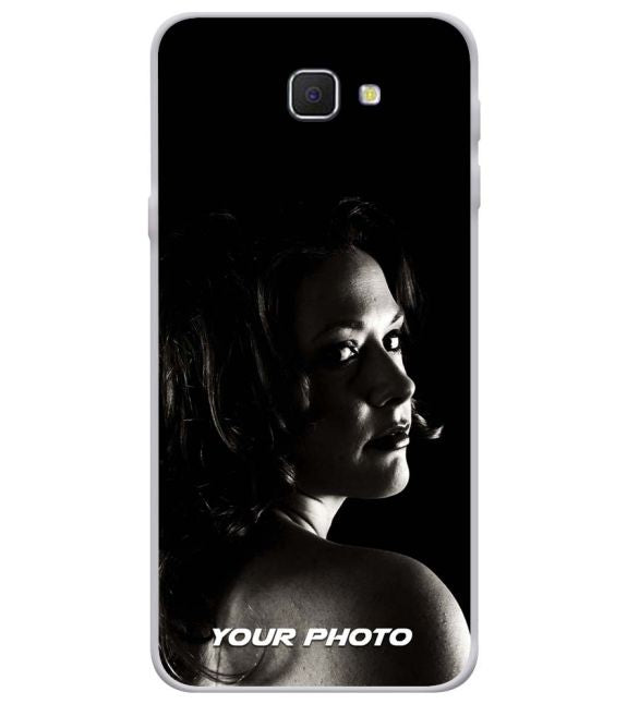 Your Photo Back Cover for Samsung Galaxy On5 (2016)