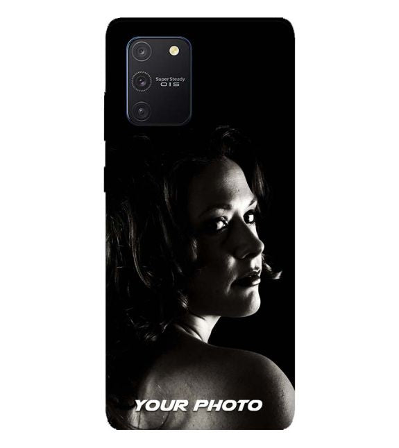 Your Photo Back Cover for Samsung Galaxy S10 Lite