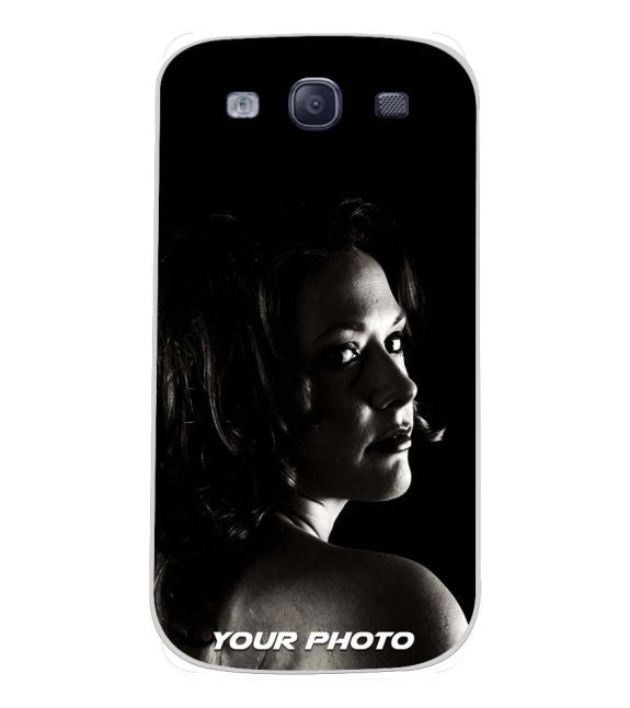 Your Photo Back Cover for Samsung Galaxy S3 and S3 Neo