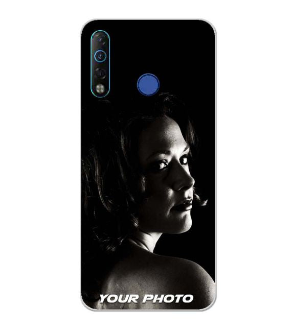 Your Photo Back Cover for Tecno Camon 12 Air