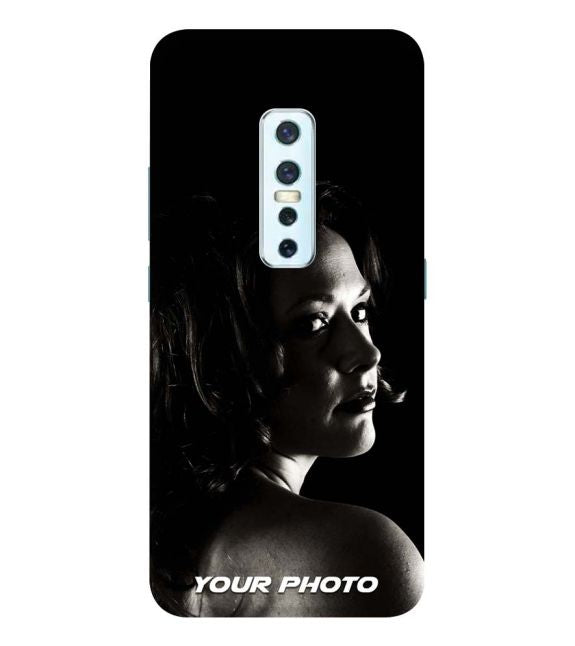 Your Photo Back Cover for Vivo V17 Pro