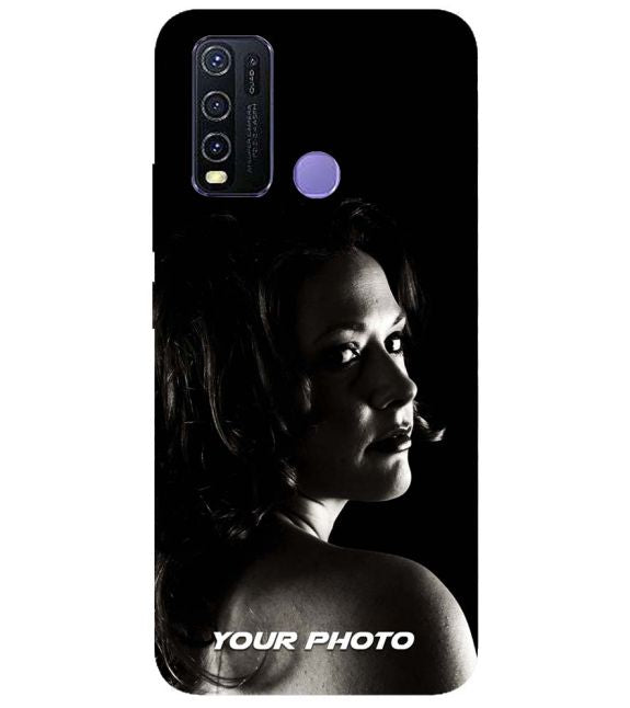 Your Photo Back Cover for vivo Y30