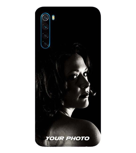 Your Photo Back Cover for Xiaomi Redmi Note 8