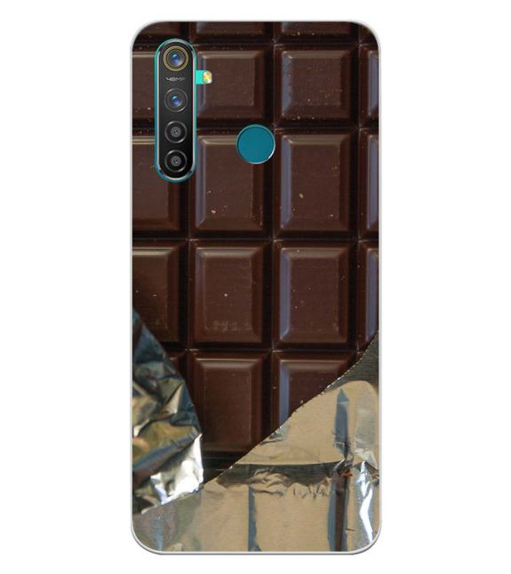 Eat that Chocolate Bar Back Cover for Realme 5 Pro