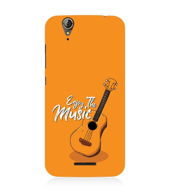 Enjoy the Music Back Cover for Acer Liquid Zade 630