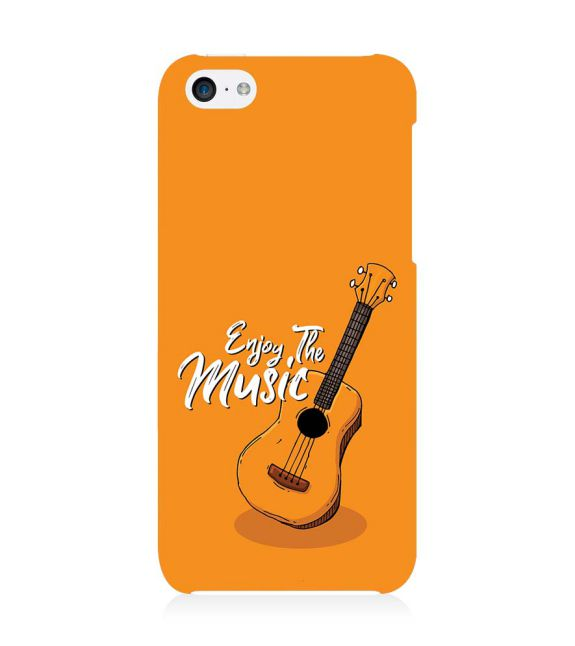 Enjoy the Music Back Cover for Apple iPhone 5c