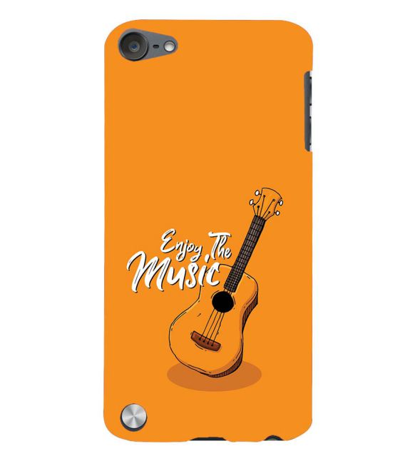Enjoy the Music Back Cover for Apple iPod Touch 5