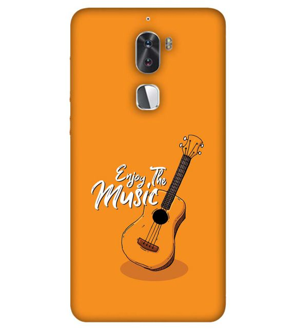 Enjoy the Music Back Cover for Coolpad Cool 1
