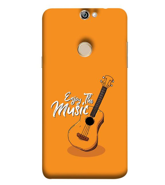 Enjoy the Music Back Cover for Coolpad Max A8