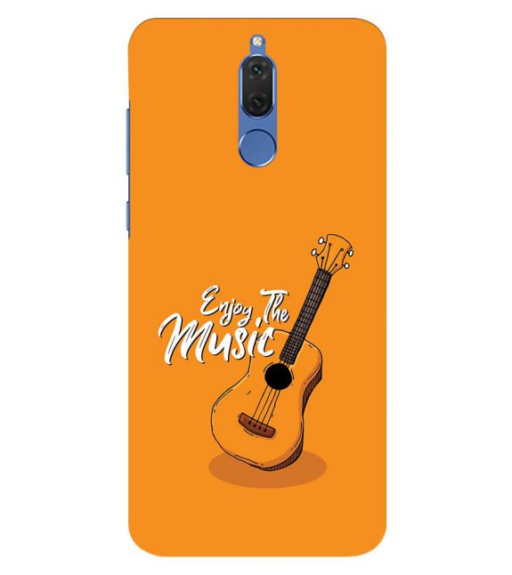 Enjoy the Music Back Cover for Honor 10 Lite